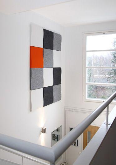 les 32 meilleures images du tableau panneaux acoustiques sur pinterest panneaux acoustiques. Black Bedroom Furniture Sets. Home Design Ideas