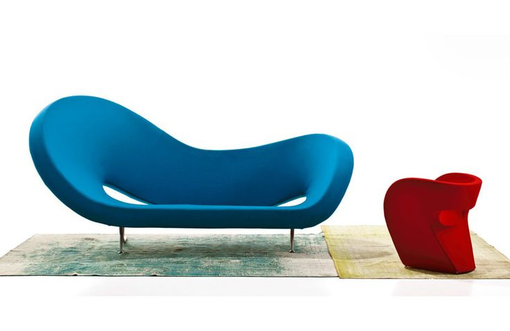 Sofa Victoria And Albert by Moroso #designbest #ronarad #design #interiordesign #interiors #homestyle #living #homedecor #homefurniture #home #furniture #style