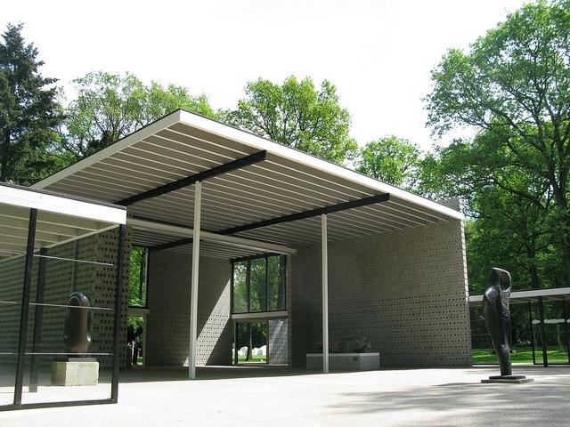 The Rietveld pavillion. Fantastic...