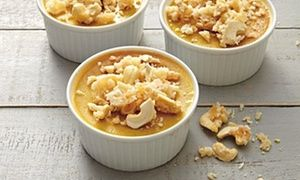 Three recipes all about custard - including a savoury, Szechuan ...