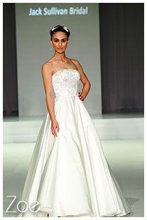 ZOE / Wedding Dresses / Mercedes Fashion Festival / Jack Sullivan Bridal