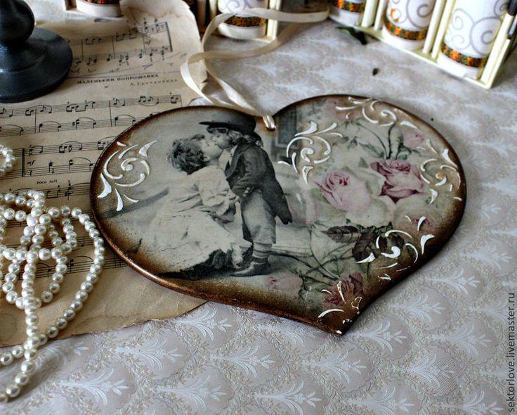 Подвески ручной работы. Ярмарка Мастеров - ручная работа подвеска сердце. Handmade.