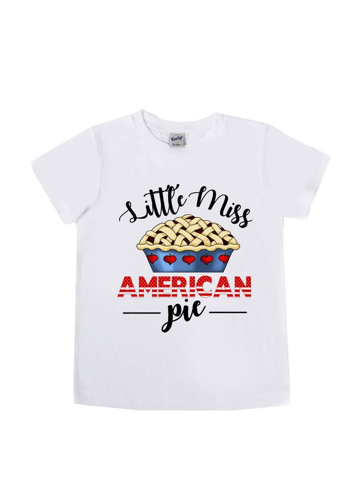 DISCOUNT code ANNABELLE15 to save on your entire purchase   Little Miss American Pie - American Pie - Fourth of July - Unisex Tee Shirts - Independence Day Tees - Holiday Shirts - Girls' Shirts by VazzieTees on Etsy https://www.etsy.com/listing/510850704/little-miss-american-pie-american-pie