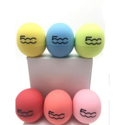 Image of Printed lip Balm Pots, Available In Various Colours And Flavours