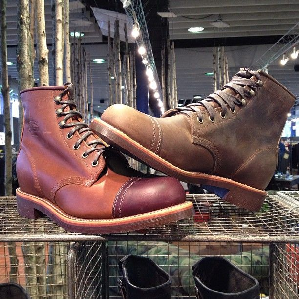 Chippewa Boot collaboration with J. Crew and L.L. Bean #ProjectNYC #MensMarket #LimiteMagazine