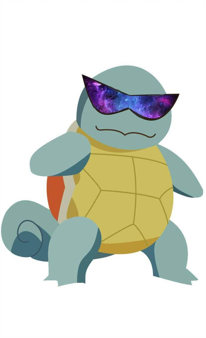 Pokemon Squirtle Squad Leader 2 iphone case