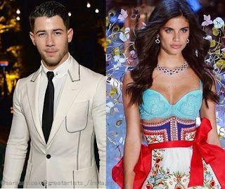 海外セレブニュース&ファッションスナップ: 【ニック・ジョナス】ニューカップル誕生!?VSモデルのサラ・サンパイオと熱愛が報じられる!