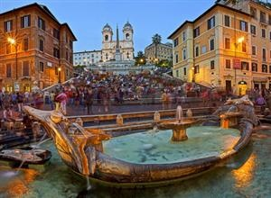I sat on these steps with Mike and the Dardens.| ? |  Spanish Steps - Piazza di Spagna, Rome  | by © pedro...