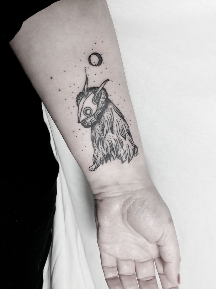 Rabbit, Tattoo by SIX, www.claudiasix.com