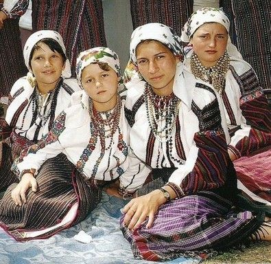 Moldvai csángó népviselet - Erdély