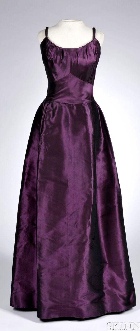 Dorable Vestido De Fiesta 1960 Elaboración - Vestido de Novia Para ...