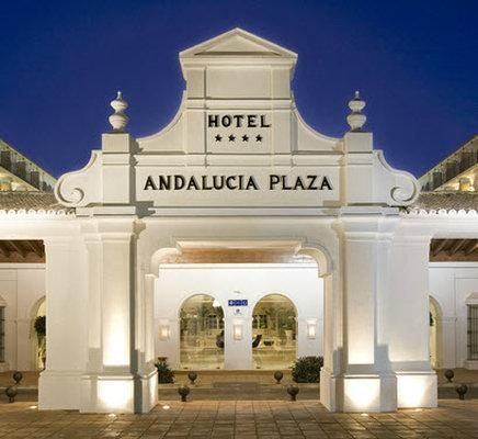Hotel Andalucia Plaza, Puerto Banus