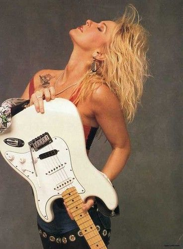 ★ Lita Ford ☆  wallpaper in The Rock Guitar Legends Club