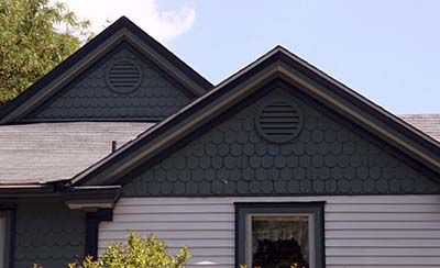 good descriptions and photos of roof shapes