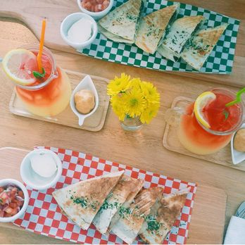 Cafe Maji - You can find good food & cute decor at this cafe, just over five miles away from campus!