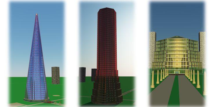 Build your own Skyscraper!