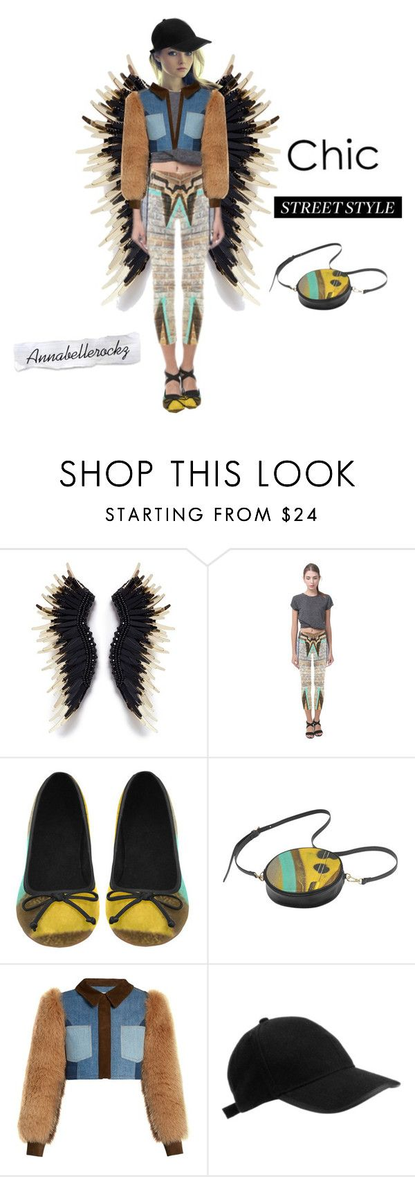 Chic streetstyle by annabellerockz on Polyvore featuring Sonia Rykiel