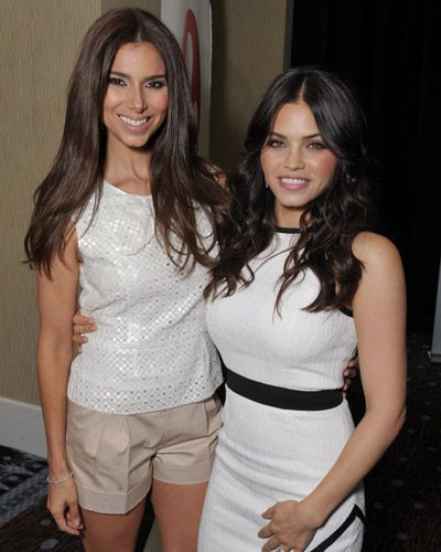 ROSELYN SANCHEZ AND JENNA DEWAN-TATUM discussed their respective Lifetime projects at the Television Critics Association Panel at the Beverly Hilton. Dewan-Tatum was there to promote her new TV movie 'Witches of East End,' based off Melissa de la Cruz's New York Times bestselling novel about a family of witches, while Sanchez chatted about her show 'Devious Maids.