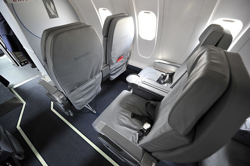 American Eagle Airlines' New First Class Service