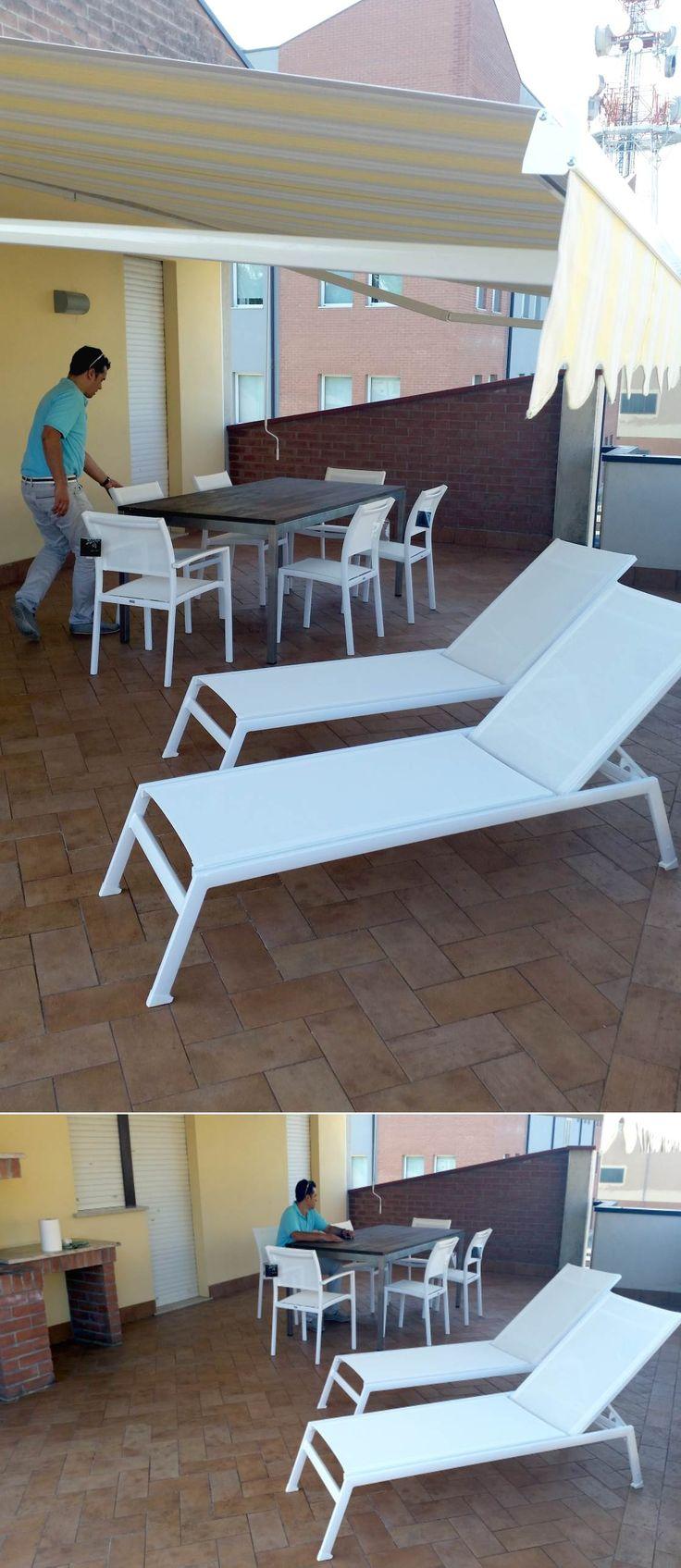 Pi di 25 fantastiche idee su tavolo da terrazzo su for Divani da terrazzo