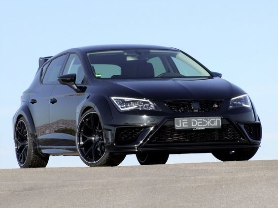 JE Design makes widebody kit for the Seat Leon FR 5F  JE DESIGN starts 2017 on full throttle! Celebrating its 25th Anniversary this year, the VW Group specialist tuner, kicks off with a full upgrade programme for the Seat Leon 5F.