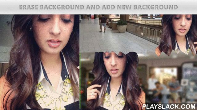 Background Changer Pro (Auto)  Android App - playslack.com , This is an application for cutting background pictures and Replace your Photo Backgrounds with the photos you like and make it look like you are in places without being there.Background Changer Pro (Auto) is easy to use and its step by step process.Features : * Select a photo from gallery or capture directly from camera.* Crop the selected picture.* You can rotate this picture.* Cut the background with erasing tools or erase using…