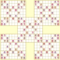 Samurai Sudoku II