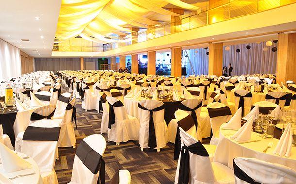 Organización y decoración de eventos corporativos
