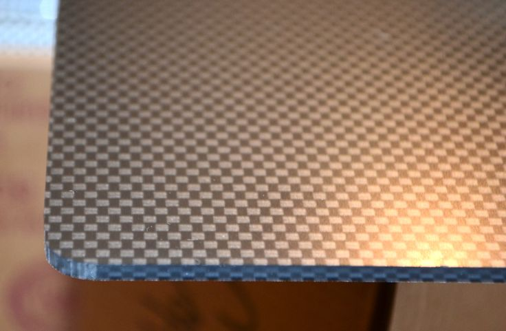 Acrylic Sheet With A Carbon Fiber Finish Www