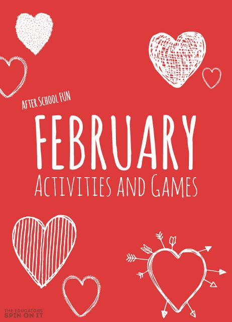 A lovely roundup of crafts and activities for preschoolers this February! Not only for Valentine's Day but Groundhog day as well!