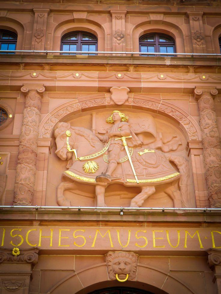 Historisches Museum Pfalz in Speyer, Haupteingang
