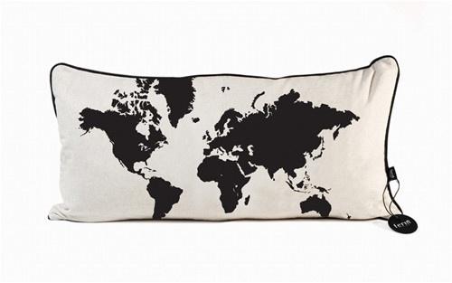 World Map Pillow: Body Pillows, Silhouette Pillows, Pillows Facebook Com Vitrinem, Maps Pillows Pres, Pillows Awesome, Maps Pillows So, Linens Pillows Throw