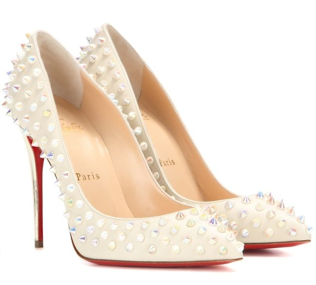 louboutin pigalle cream