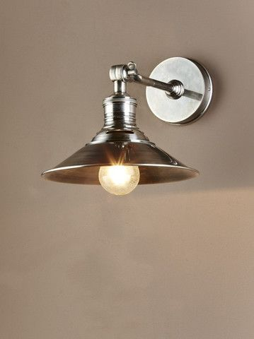 Bristol Wall Sconce - Complete Pad ®