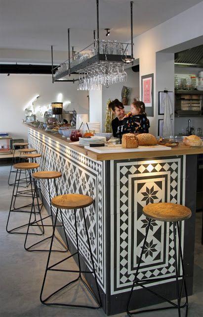 best 25 cafe bar ideas on pinterest brick restaurant. Black Bedroom Furniture Sets. Home Design Ideas