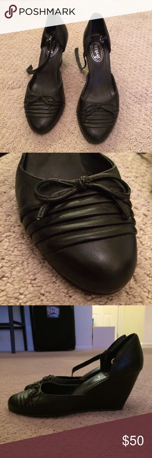 👠 Italian Shoes Wedges size 8 👠 Perfect condition Italian shoes Shoes Wedges