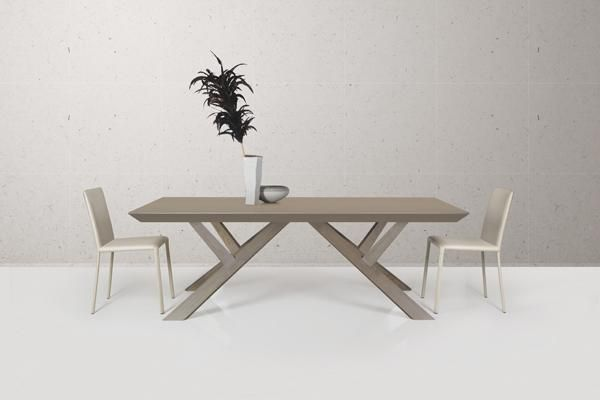 SIXT  | Dining Table | alexopoulos & co | #dinner #table #furniture #design #innovation #alexopoulos_co #madeingreece