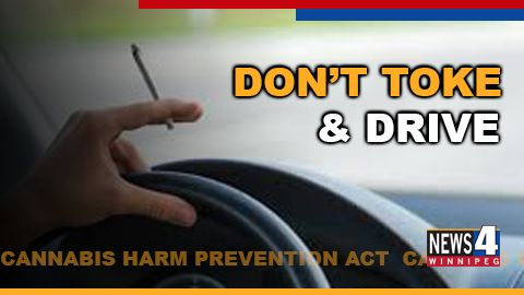 DON'T TOKE AND DRIVE LEGISLATION
