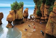 """Overview of all articles in our """"52 Feet, 52 Reasons, 52 Weeks"""" series. Join us as we reveal 52 reasons to visit the Bay of Fundy over the span of 52 weeks."""