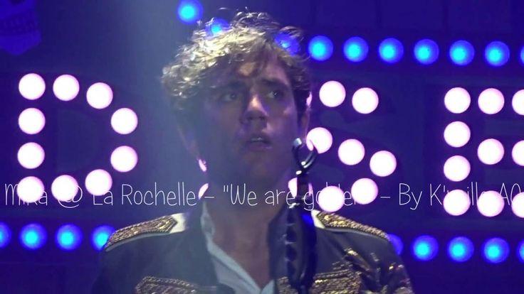 "Mika @ La Rochelle, Francofolies - ""We are golden"" - 13/07/2016"