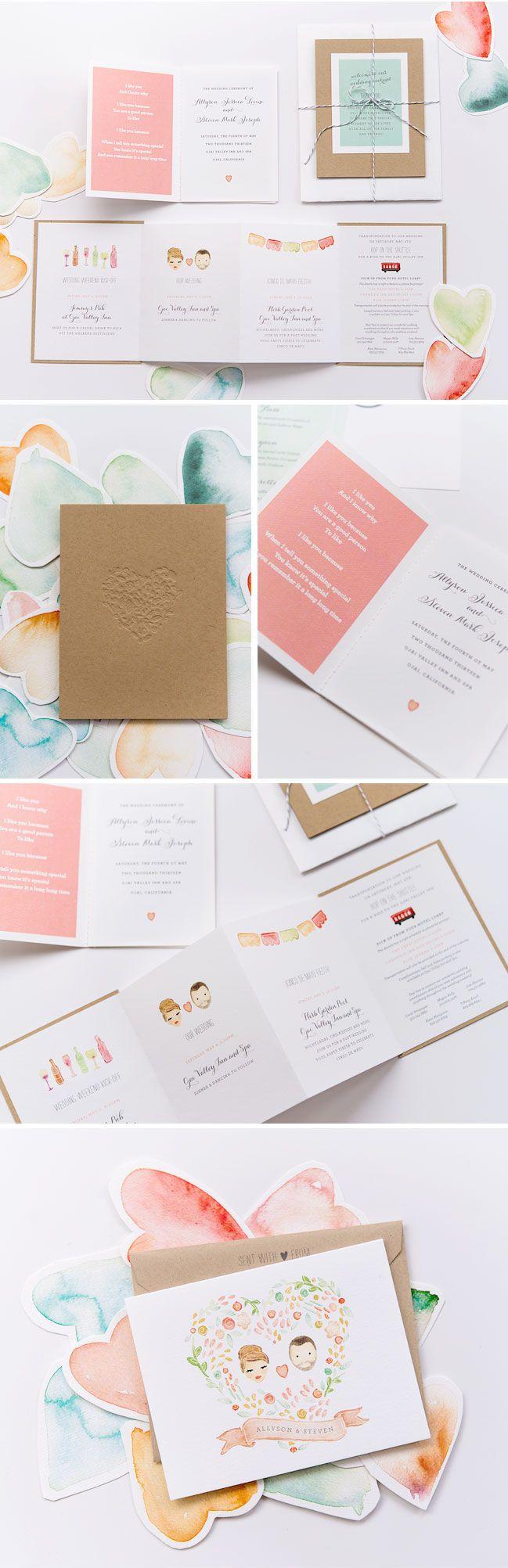 104 best Invitation Enclosures & Packaging images on Pinterest ...