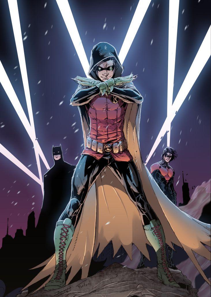 Batman, Robin & Nightwing - Bruno Furlani
