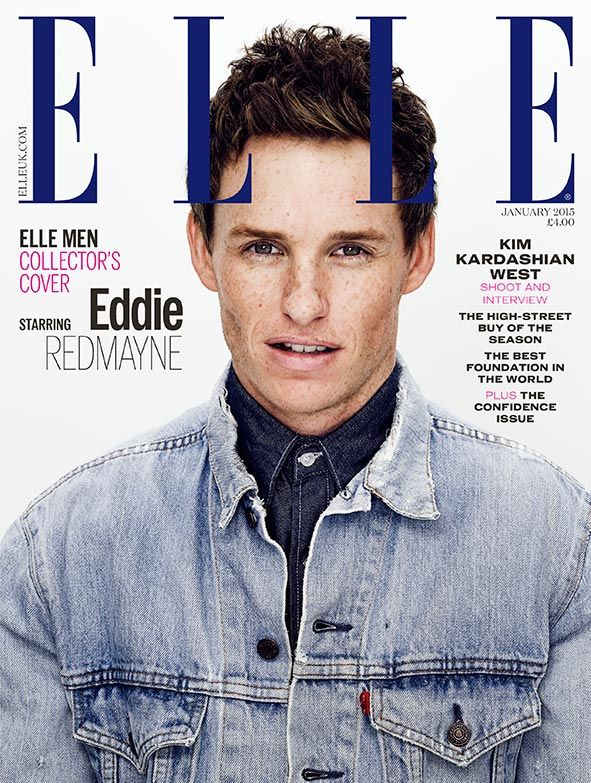 Eddie Redmayne collector cover | Fashion, Trends, Beauty Tips ...