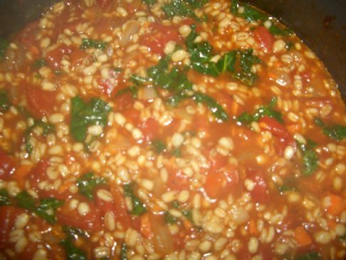 I'm posting this because I made the soup and it really works!  You have it everyday for lunch and I've actually lost weight.  5pds in 1 week without changing anything other than my usual lunch.  Its super healthy and will give you gas if you are not used to this much fiber.   The soup is very tasty so having it daily isn't so bad. On the downside, after 6 days I was bored with the flavor and couldn't eat anymore. But if you don't mind having it every day, it really works.