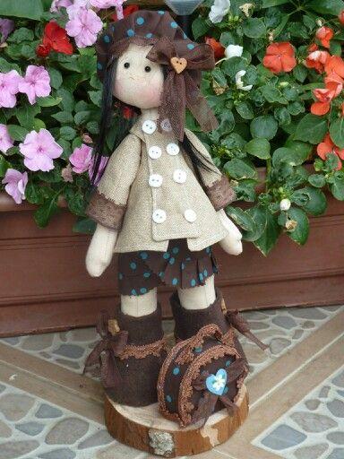 Muñecas Pekipu....♡♡