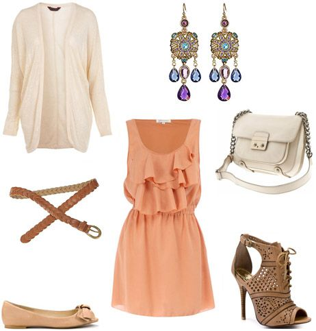 Cute spring outfit