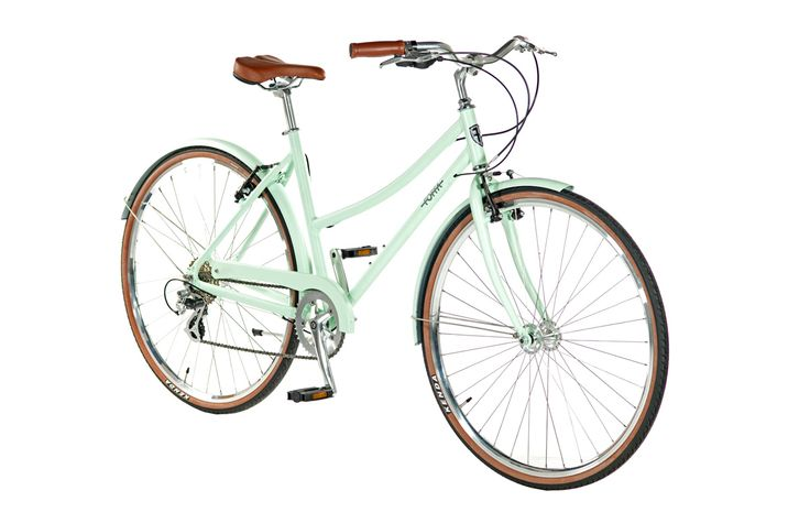 Mint Green Plume Bike - Lightweight Ladies Women Bicycles