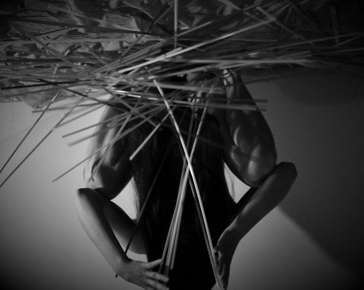 https://flic.kr/p/FVHvuc | Memento audere semper - Giulia Bergonzoni #provocative #photography #unusual #reverse #innovative #artistic #creative #body #bergonzoni #model #people #life #memento #audere #semper #evocative