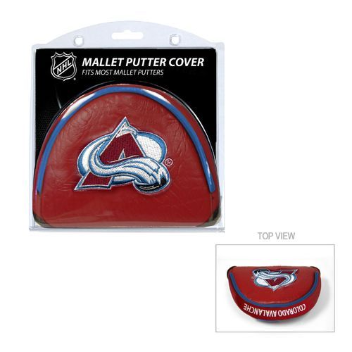 Team Golf Colorado Avalanche Mallet Putter Cover - Golf Equipment, Collegiate Golf Products at Academy Sports