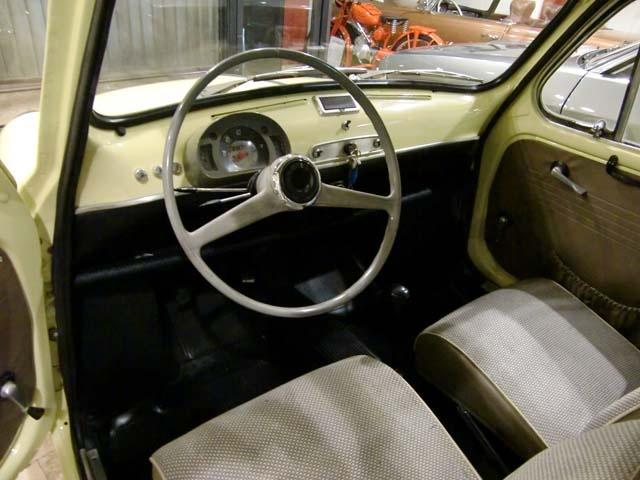 MARCA: SEAT MODELO: 600 E CARACTERÍSTICAS: 767 C.C., 32 CV, RECIÉN PINTADO, RUEDAS NUEVAS, PERFECTO ESTADO Y FUNCIONAMIENTO, AMPLIO HISTORIAL DE MANTENIMIENTO, MATRÍCULA ORIGINAL (V), DOCUMENTACIÓN e ITV AL DÍA.   AÑO: 1971 PRECIO: 5.500.- €  MÁS INFORMACIÓN EN: http://antequeraclassic.com/seat_600_e_1971.htm